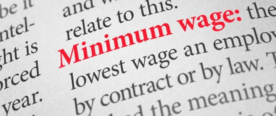 Minimum Wage 2016