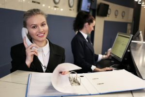 Apprentice Receptionist Manchester