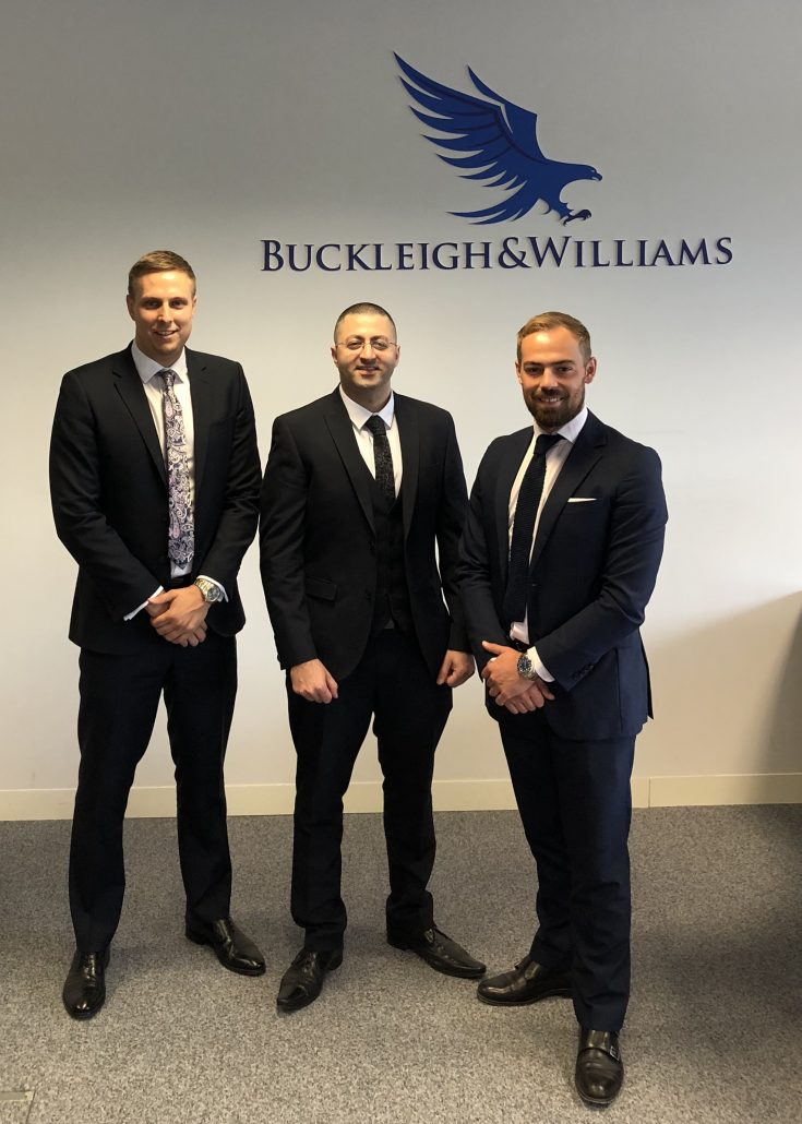 Buckleigh & Williams Acquires Manchester Staff Ltd