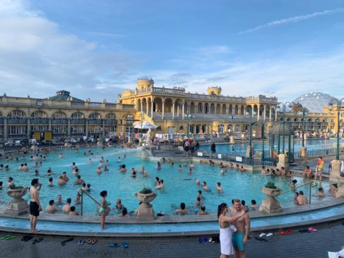Employee Incentive: Weekend in Budapest